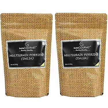 instaGOURMET Multigrain Dalia (Porridge) (Pack of 2)200g