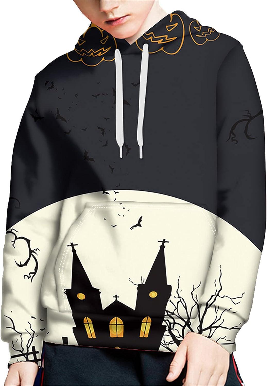 Enjovlov Long Sleeve Hoodies with Kangaroo Pocket Sweatshirts Ho