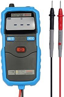 Bside ADM06 Portable Digital Multimeter Auto Range AC/DC Voltmeter Continuity Test Non-Contact Voltage Detection Backlight