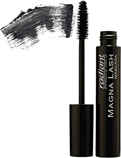 Magna Lash Mascara By Radiant Professional-Voluminous & Lengthening Mascara For False Lash Effect-Curling Mascara For Defi...