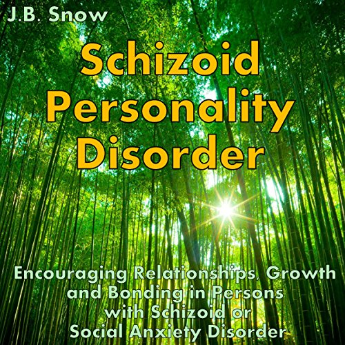 Schizoid Personality Disorder audiobook cover art