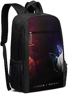 BUGKHD Mochila de viaje para portátil, bolsa de ordenador para la escuela, para hombres y mujeres, de la marca Sasuke Chidori