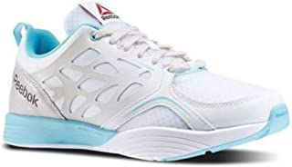 Women's Cardio Inspire Low Fitness Shoe White/Blue Pool/Moon White