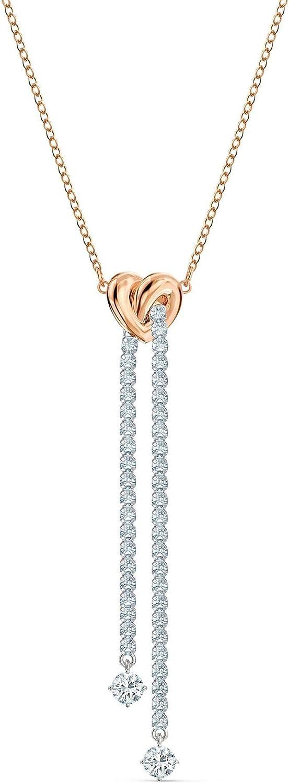 SWAROVSKI Lifelong Heart Y-Necklace