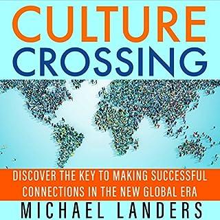 Culture Crossing audiobook cover art