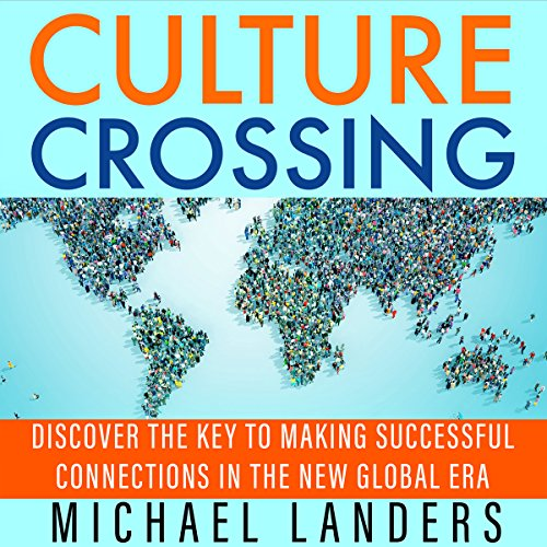 Culture Crossing audiobook cover art