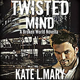 Twisted Mind audiobook cover art