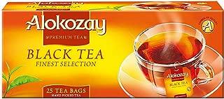Alokozay Naked Black Tea Bags, 25 Bags