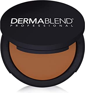 Dermablend Foundation & Powder - Pack of 1, 65W SuedeFor tan to deep skin with warm undertones with a hint of gold, 0.48 o...