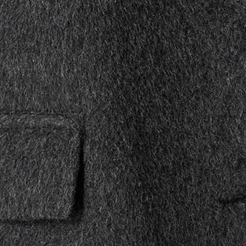 『(ビス) ViS シャギーチェスターコート BVO3457 40 ネイビー 40 M』の8枚目の画像