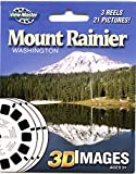 Mount Rainier, WA - ViewMaster Reels 3D - Unsold store stock - never