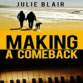 Making a Comeback audiobook cover art