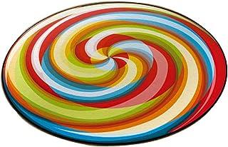 Round Meditation Cushion for Yoga/Round Floor Mat/Meditation Mat/Fitness Exercise Mat/Washable Household Mat - Diameter 80...
