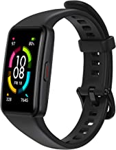 """HONOR Band 6 Smart Watch Fitness Tracker Watches for Men Women,1.47"""" Fitness Watch with Blood Oxygen Monitor & Heart Rate ..."""