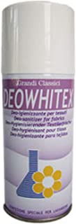 Rampi Déodorant Spray salvatessuti Housekeeper Deo whitex Igienizzante