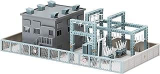 Tomytec TOMIX N Gauge substation kit Type Gray 4223 Model Railroad Supplies