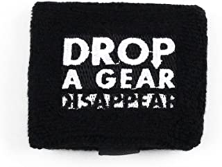 Drop A Gear Disappear Rear Brake or Clutch Reservoir Covers by Reservoir Socks for Motorcycles, Sportbikes