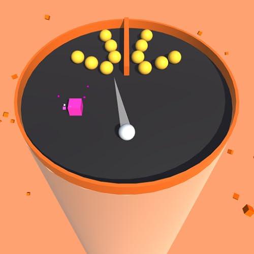 Ball Circle Pool - Hops 3D Ball