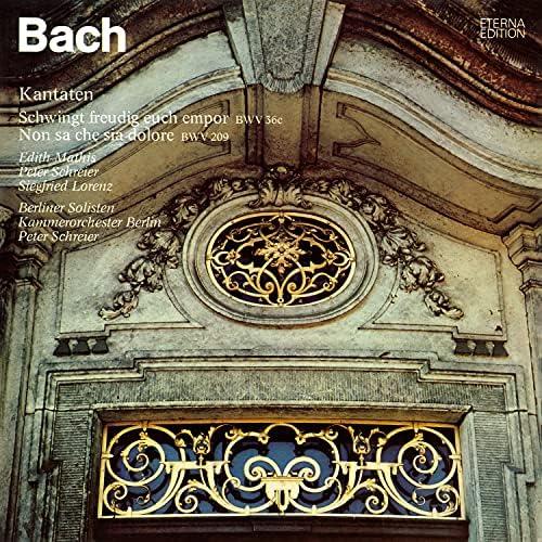 Edith Mathis, Kammerorchester Berlin, Berliner Solisten & Peter Schreier