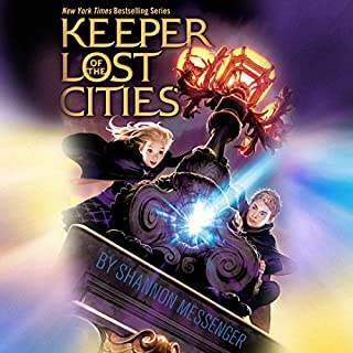 Keeper of the Lost Cities cover art