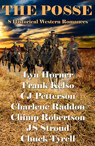 Book: The Posse - 8 Historical Western Romances