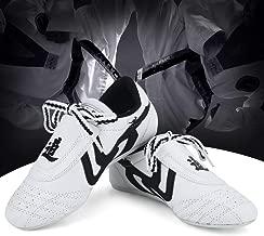Martial Arts Shoes Taekwondo Shoes,Kids Teenager Martial Arts Training Shoes Sport Boxing Karate Shoes for Taekwondo, Boxing, Kung Fu, Taichi