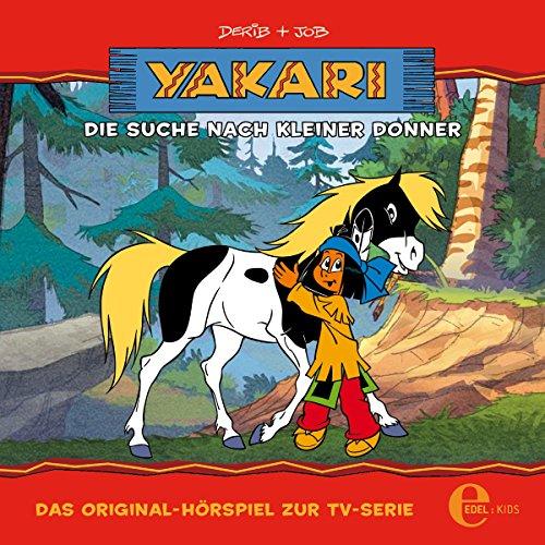 Die Suche nach Kleiner Donner. Das Original-Hörspiel zur TV-Serie Titelbild