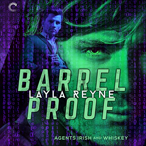 Barrel Proof audiobook cover art
