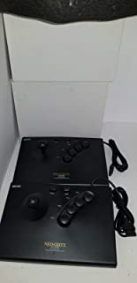 TWO NEW NEO GEO AES 15 PIN ARCADE JOYSTICKS CONTROLLERS