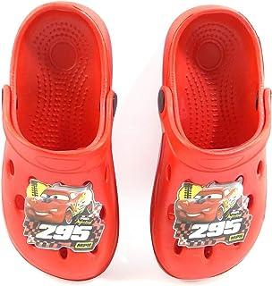 Disney Lightning Mcqueen Clogs boys Sport Sandal