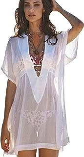 con Estampado Floral Estilo Bohemio Vestido de Playa para Mujer OCTOPUSIR Chal Chal