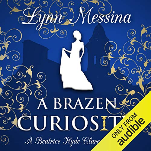 A Brazen Curiosity: A Regency Cozy cover art