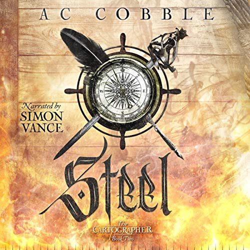 Steel audiobook cover art