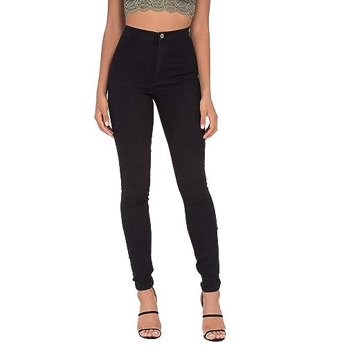 High Waisted Mom Jeans Amazon Co Uk