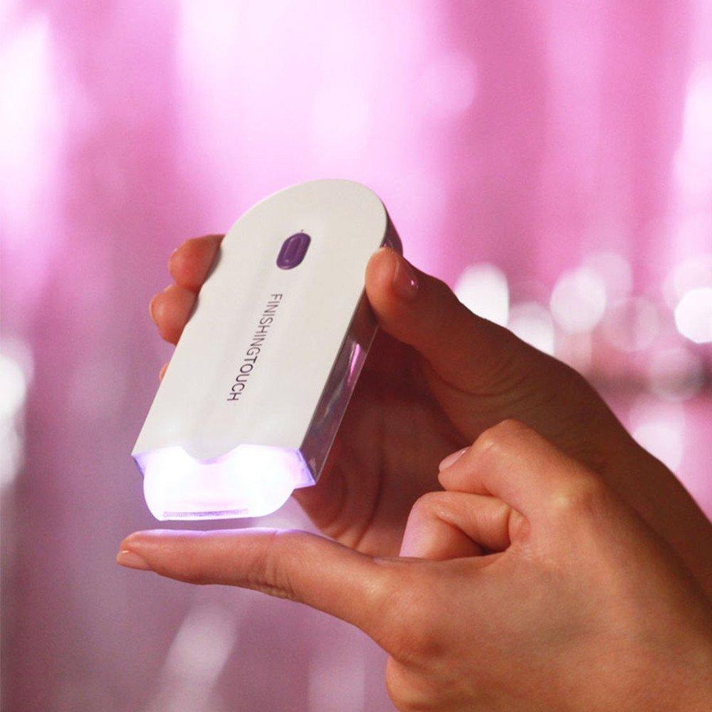 Portátil Depiladora Facial Afeitadora, Yes Finishing Touch ...