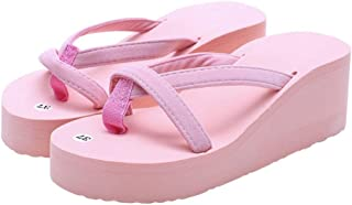 367aa8f7 Amazon.es: deportivas cuña mujer - Sandalias y chanclas / Zapatos ...