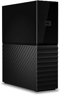 WD HDD 外付けハードディスク 10TB USB3.0 ハードウェア暗号化 自動データバックアップ 3年保証 My Book WDBBGB0100HBK-JESN