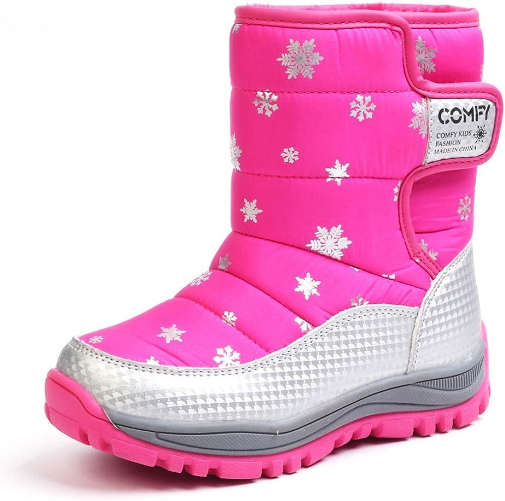 Free shipping Chiximaxu Kid Waterproof Snow Seasonal Wrap Introduction Boots Outdoor Winter Shoes