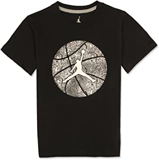 Jordan Jumpman Boys Black Tee Shirt