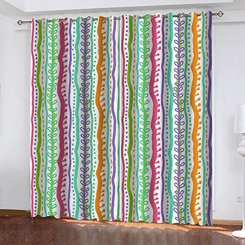 cortinas opacas verticales