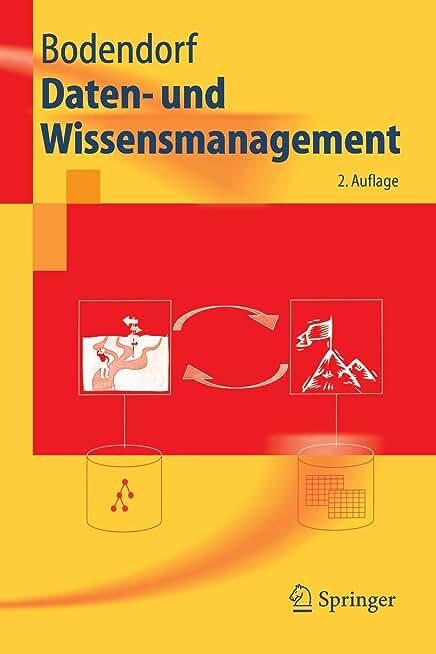 Daten- Und Wissensmanagement (Springer-Lehrbuch) (German Edition)