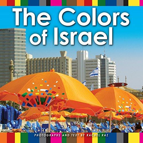 The Colors of Israel copertina