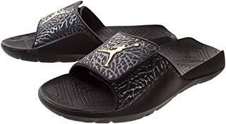 Jordan Nike Men's Hydro 7 V2 Black BQ6290-007
