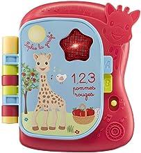 Vulli 230804 Libro Musicale e Brillante Sophie la Girafe