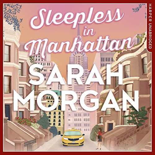 Sleepless in Manhattan audiobook cover art