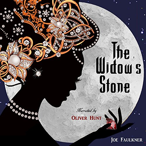 The Widow's Stone audiobook cover art