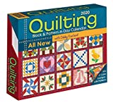 Quilting Block and Pattern-a-Day 2020 Calendar