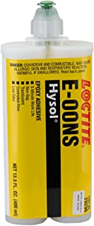 Loctite 29296 Off White E-00NS Hysol Epoxy Structural Adhesive, Non-Sag, 400 mL Cartridge, 13.5 fl. oz.