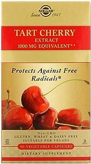 Solgar Tart Cherry Extract - 90 Vegetable Capsules