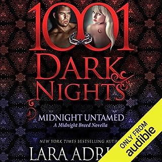 Midnight Untamed audiobook cover art
